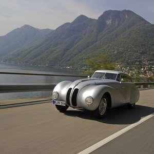 BMW 328, o carro que encantou a Europa antes da 2ª Guerra