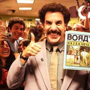Governo do Cazaquistão adota bordão de Borat para ...