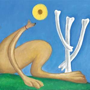 Inspirado em obras de arte, artista recria versão canina ...