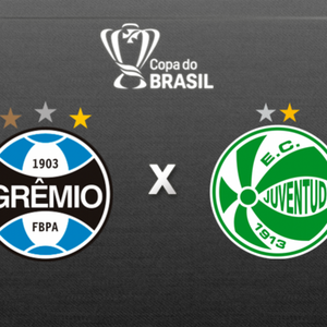 Se reencontrando na Copa do Brasil, Grêmio e Juventude ...
