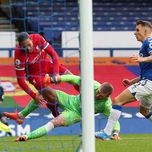 Pickford recebe ameaças por lesão de Van Dijk e contrata ...