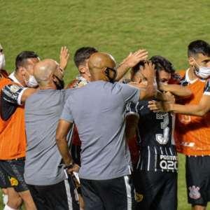 Título e premiação: Corinthians inicia o caminho na Copa ...