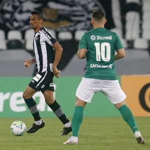 Análise: entrada de Cícero não ajuda Botafogo e time ...