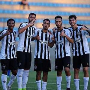 Sub-20 do Galo vence outra vez o Bragantino-PA e chega ...