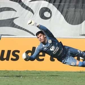 Goleiro valoriza 0 a 0 do Santos com Ceará: 'Temos tudo ...