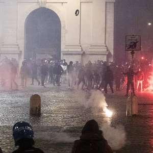 Itália apura envolvimento de torcidas organizadas em ...