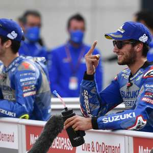 """""""Que vença o melhor"""": Suzuki evita ordens e deixa Mir e ..."""
