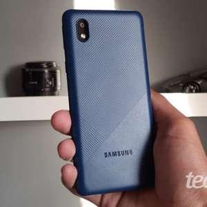 Samsung Galaxy A02s é homologado e pode ter 3 GB de RAM