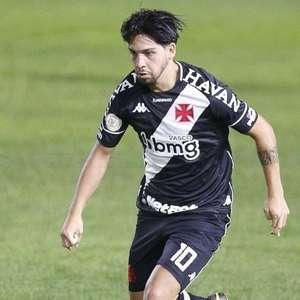 Benítez segue lesionado e desfalca o Vasco contra o ...