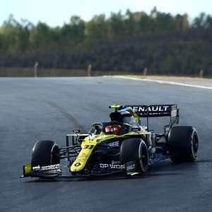 """Com 2020 mediano, Ocon tem dica da Renault: """"Precisa ..."""