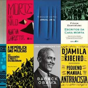 Dia Nacional do Livro: 10 livros para ler ainda em 2020