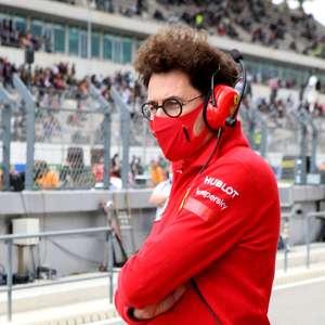 """Ferrari mantém pés no chão e foca apenas em """"brigar por ..."""