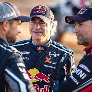 De 'Monsieur Dakar' a Sainz 'Sênior': as lendas que ...