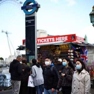Covid em alta pressiona Reino Unido a seguir lockdowns ...