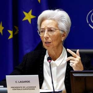 Lagarde, do BCE, diz que Covid-19 está claramente ...