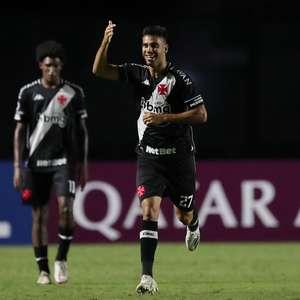 No Rio, Vasco vence o Caracas por 1 a 0 na Sul-Americana