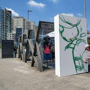 Artistas da cena urbana enchem mídias da Piraquê de cor ...