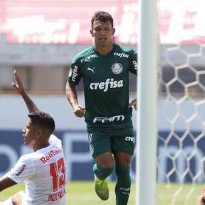 Palmeiras enfrenta Bragantino pela terceira vez em mata- ...