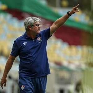 Fluminense abre conversas para renovar com Odair até o ...