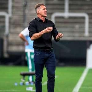 Mancini analisa jogo do Corinthians: 'Há uma distância ...