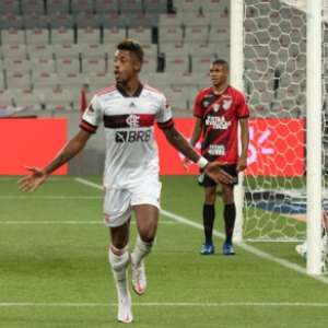 50 vezes Bruno Henrique! Atacante do Flamengo vibra com ...