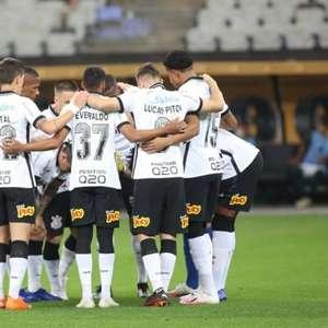 Everaldo lamenta gol no fim e diz que Corinthians entrou ...