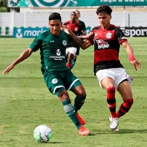 Flamengo volta a ser derrotado pelo Goiás e é eliminado ...