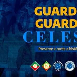 """Cruzeiro cria projeto """"Guardiãs e Guardiões Celestes"""" ..."""