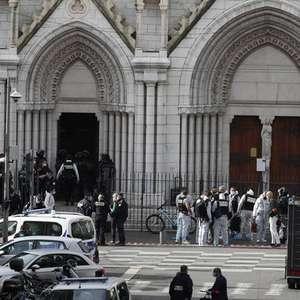 Ataque deixa três mortos em basílica de Nice, na França