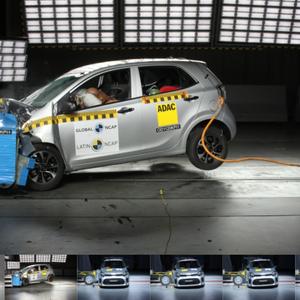 Latin NCAP: Kia Picanto ganha, novamente, zero estrela