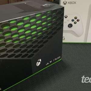 Uma olhada de perto no Xbox Series X/S