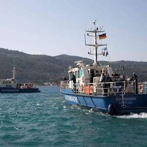 Forte terremoto é registrado na costa de ilha na Grécia