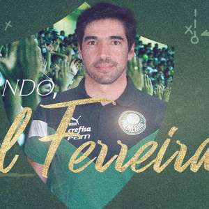 Palmeiras anuncia oficialmente a contratação do técnico ...