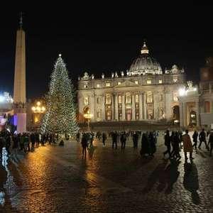 Presépio e Árvore de Natal do Vaticano serão inaugurados ...