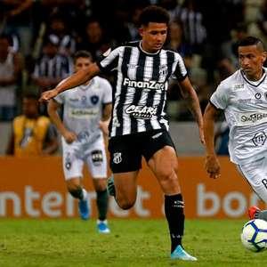 Botafogo x Ceará: prováveis times, onde ver, desfalques ...