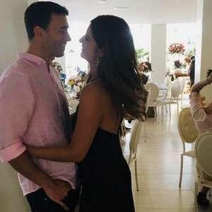 """Rizek e Andreia Sadi brincam com """"apuração"""" dos amigos ..."""