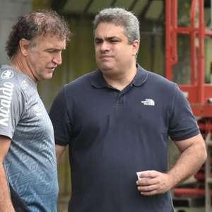Rollo pede apoio a elenco do Santos e diz entender ...