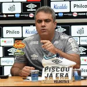 Presidente do Santos liga para Caboclo e formaliza ...