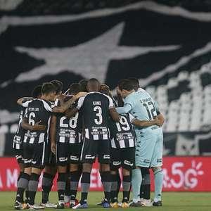Diante de indefinições, Botafogo tem sequência decisiva ...