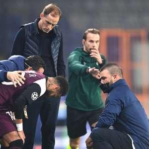Thomas Tuchel confirma que Neymar só volta de lesão após ...