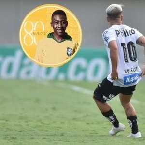Pelé, 80 anos em 80 dias: Soteldo destaca orgulho com a ...