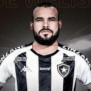 Botafogo anuncia José Welison, ex-Atlético-MG