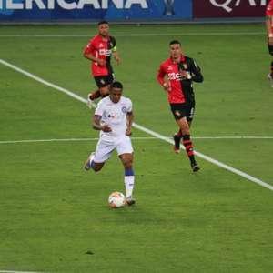 Bahia faz jogo fraco e perde para o Melgar em Lima