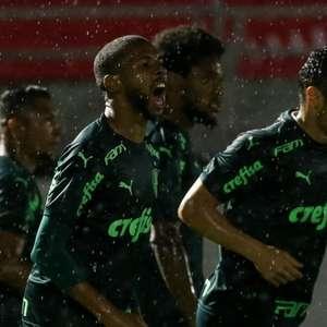 Com Cebola, Palmeiras faz ao menos três gols nos últimos ...