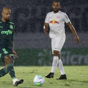 Andrey elogia Felipe Melo como volante: 'Cumpriu o que ...