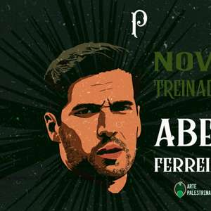Abel Ferreira é anunciado como novo técnico do Palmeiras