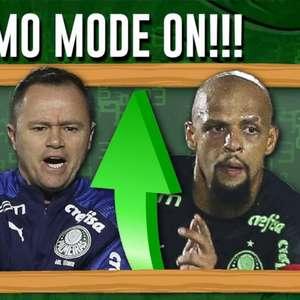 VÍDEO: Acebolado, elenco do Palmeiras tira boas notas na ...