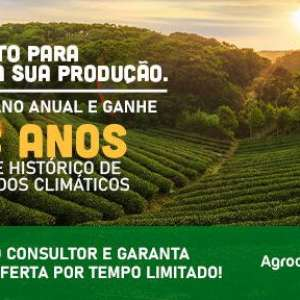 Zoneamento orienta sobre riscos climáticos no cultivo de ...