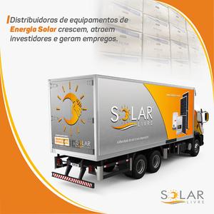 Distribuidoras de equipamentos de energia solar crescem, ...