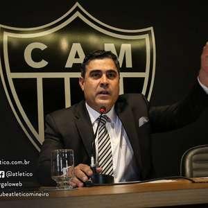 Presidente do Atlético-MG explica vazamento de ...